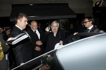 HR Giger 'Prometheus' World Premiere After Party