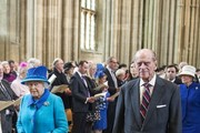 The Queen and Duke of Edinburgh Visit Kent