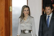 Queen Letizia summer school Oviedo