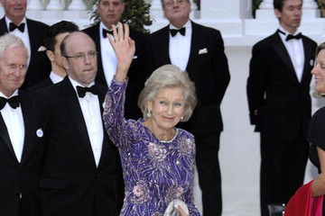 The Honourable Lady Ogilvy The Queen's Pre-wedding Royal Gala