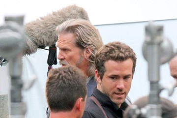 Jeff Bridges Ryan Reynolds 'R.I.P.D.' cast wraps