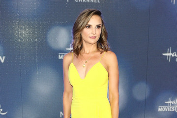 Rachael Leigh Cook Hallmark Channel And Hallmark Movies And Mysteries Summer 2019 TCA Press Tour Event - Arrivals