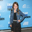 Raegan Revord Stars Attend The Opening Night Performance Of 'Dear Evan Hansen'