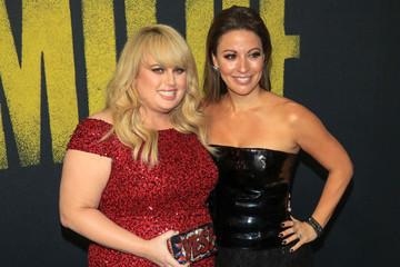 Rebel Wilson Premiere of Universal Pictures' 'Pitch Perfect 3'
