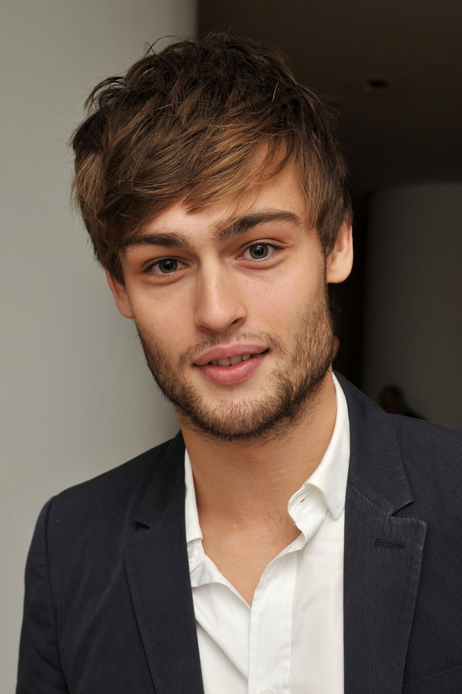 Douglas Booth In Reception For The Nutcracker Zimbio