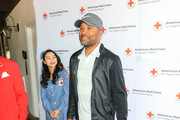 Derek Fisher is seen attending the Red Cross' 5th Annual Celebrity Golf Tournament at Lakeside Golf Club in Los Angeles, California.