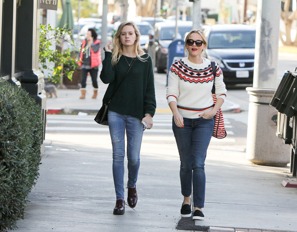 Ava Phillippe Photos Photos - Reese Witherspoon and ... Abbie Cornish Ryan Phillippe