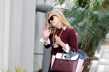 Reese Witherspoon Reese Witherspoon Heads to the Office