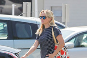 Reese Witherspoon Takes a Walk