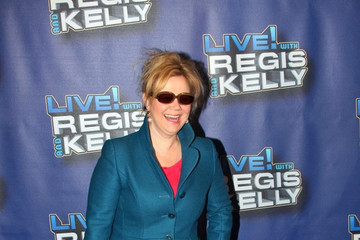 Caroline Rhea Celebs Say Goodbye to Regis