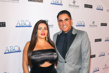 Reza Farahan Associates For Breast And Prostate Cancer Studies Annual Talk Of The Town Gala