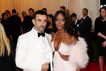 Riccardo Tisci Red Carpet Arrivals at the Met Gala — Part 2
