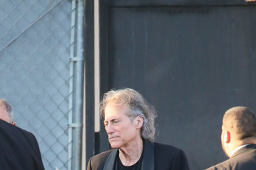 Richard Lewis Richard Lewis at 'Jimmy Kimmel Live'