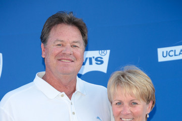 Rick Honeycutt Clayton Kershaw's 5th Annual Ping Pong 4 Purpose Celebrity Tournament