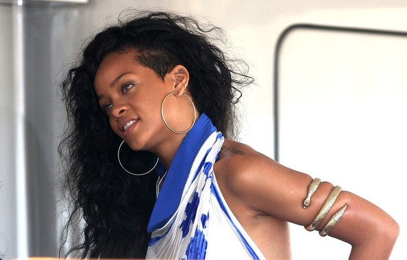 rihanna s cruise comes to an end in this photo rihanna rihanna ends ...