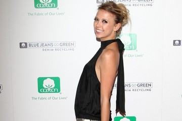 Riley Voelkel Blue Jeans Go Green in West Hollywood