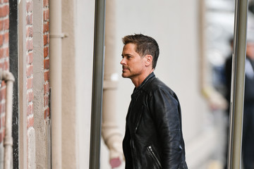 Rob Lowe Joey King And Others Are Seen Out In L.A.