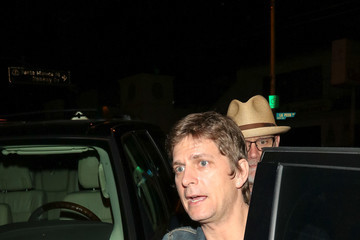 Rob Thomas Rob Thomas Is Seen Outside Craig's Restaurant In West Hollywood
