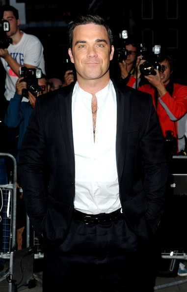 Robbie Williams The 2012 GQ Men of the Year Awards held at the Royal Opera House.