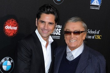Robert Evans Celebs at the Rebels with a Cause Event