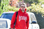 Robert Pattinson Goes Out in L.A.