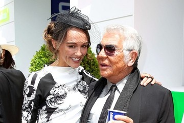 Roberto Cavalli Derby Day Horse Races in Australia