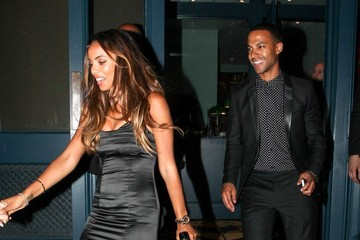 Rochelle Humes Cheryl Cole's Engagment Party — Part 2