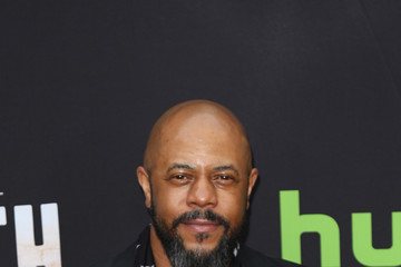 Rockmond Dunbar Celebrities Attend the Premiere of Hulu's 'The Path' at ArcLight Theatre
