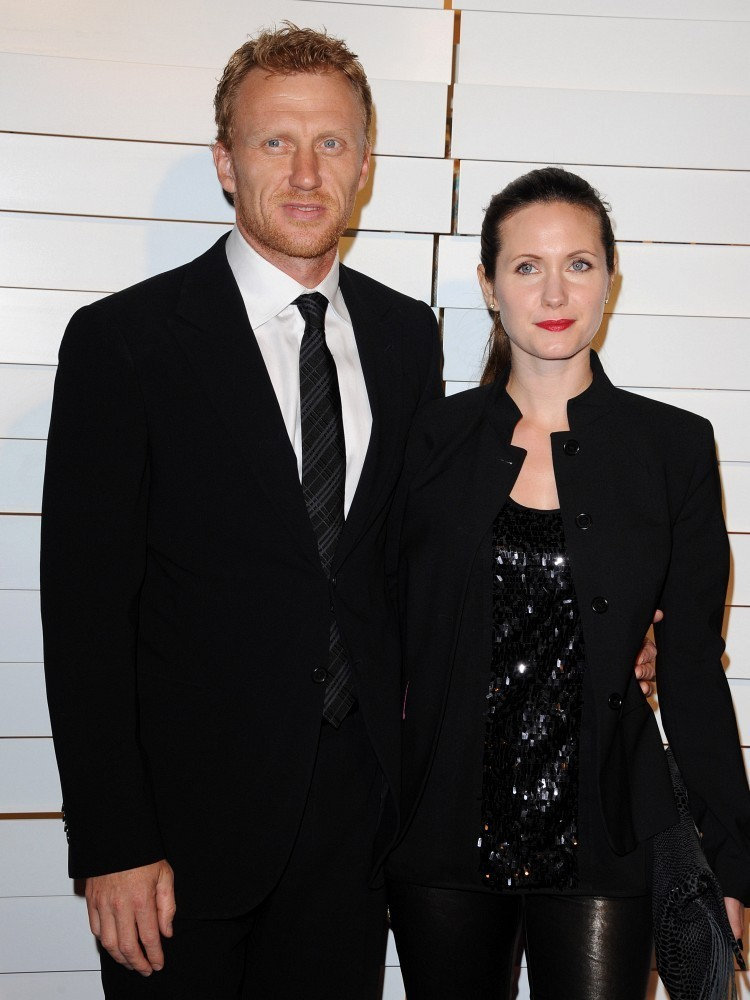 Kevin McKidd Marries Arielle Goldrath Announces They Are