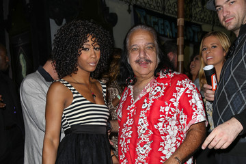 Ron Jeremy Celebrity Sightings at Avalong Nightclub
