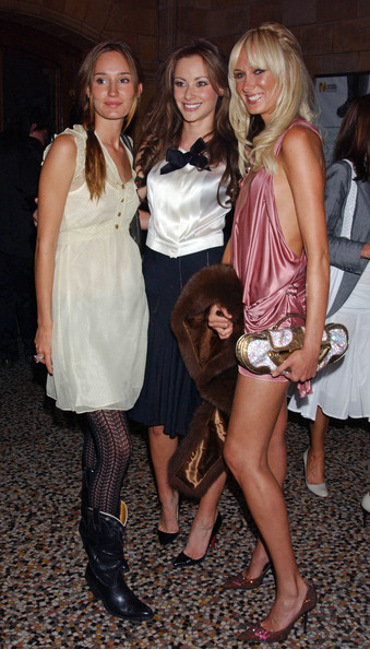 """Camilla Al-Fayed Celebrities attend the opening party for """"Diamonds ..."""