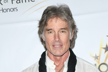 Ronn Moss Celebrities Attends the Hollywood Walk of Fame Honors at Taglyan Complex