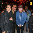 Roshon Fegan Roshon Fegan And Roy Fegan Outside Ahrya Fine Arts Theater In Beverly Hills
