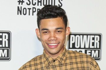 Roshon Fegan Power 106's Celebrity Basketball Game
