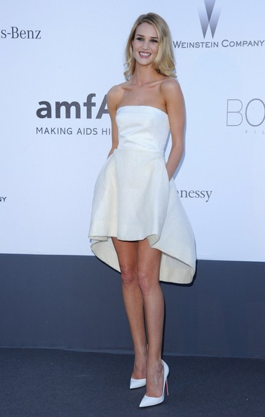 Arrivals at amFAR's Cinema Against AIDS Gala