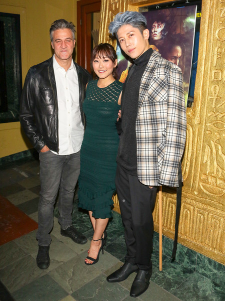 'Stray' Premiere At Vista Theatre in Hollywood