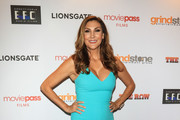 Heather McDonald is seen attending 'The Row' Premiere at Sunset 5 Theatre in West Hollywood in Los Angeles, California.