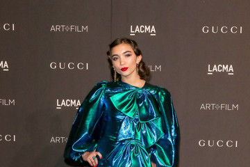 Rowan Blanchard 2018 LACMA Art Film Gala Honoring Catherine Opie And Guillermo Del Toro Presented By Gucci