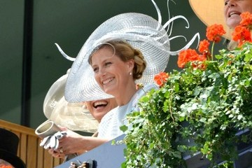 Sophie Countess of Wessex Day Two of the Royal Ascot