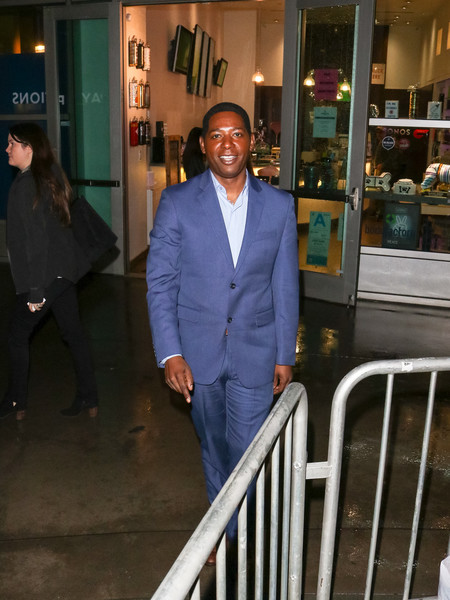 Royce Johnson Outside 'The Punisher' Season 2 Premiere At Arclight Theatre []