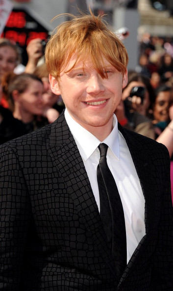 "Rupert Grint ""Harry Potter and the Deathly Hallows: Part 2"" premiere held at the Odeon Leicester Square."