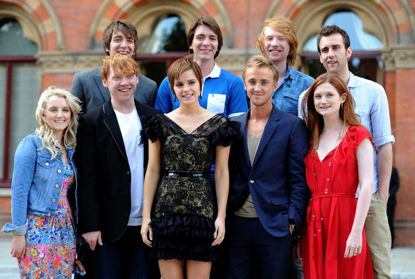 Photocall for 'Harry Potter and the Deathly Hallows: Part 2'