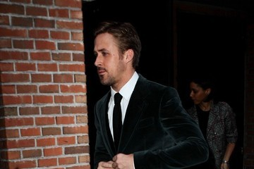 Ryan Gosling Ryan Gosling and Eva Mendes Together in NYC