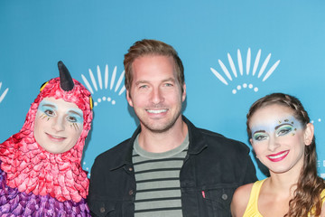 Ryan Hansen Cirque du Soleil Presents The Los Angeles Premiere Event Of 'Luzia'