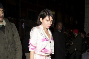 Sadie Frost Celebs at the Love Magazine Christmas Party — Part 2