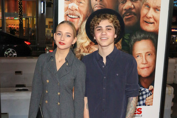 Sam Pottorff Premiere of Warner Bros. Pictures' 'Father Figures'