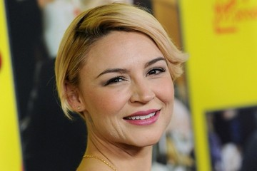 "Samaire Armstrong ""Movie 43"" Premiere"