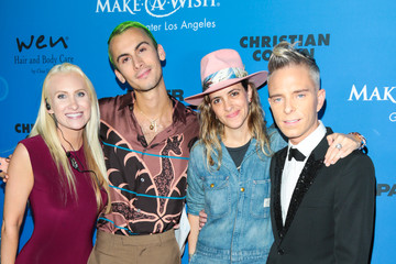 Samantha Ronson PAPER Magazine Runway Benefit for Make-A-Wish Foundation