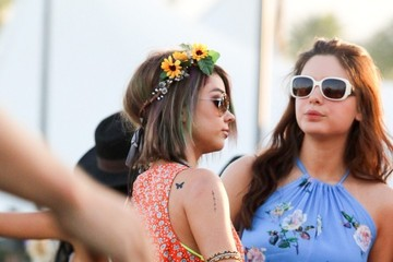 Sarah Hyland Coachella Valley Music and Arts Festival - Day 2