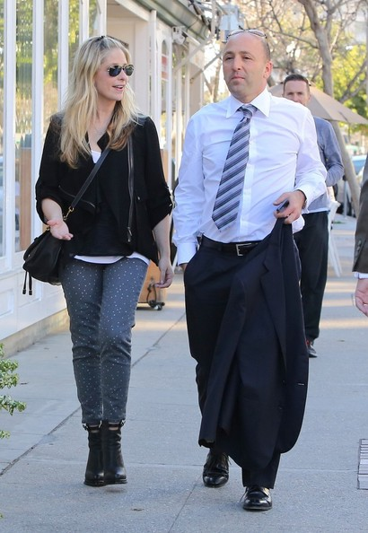 Sarah Michelle Gellar - Sarah Michelle Gellar Out to Lunch